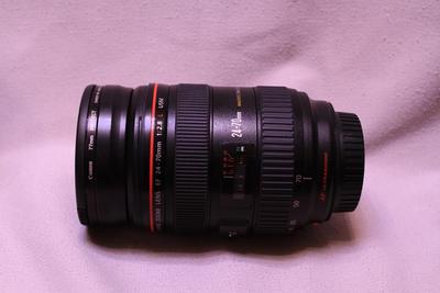 佳能 EF 85mm f/1.2L USM