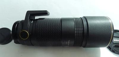 图丽AF100-300F4尼康口ATX金圈-全金属变焦镜头1850元