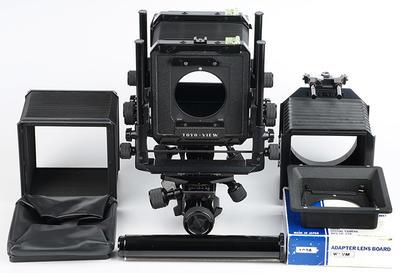 日本TOYO 45GII 星座45G2 TOYO-VIEW GII 单轨4X5大画幅相机 2代