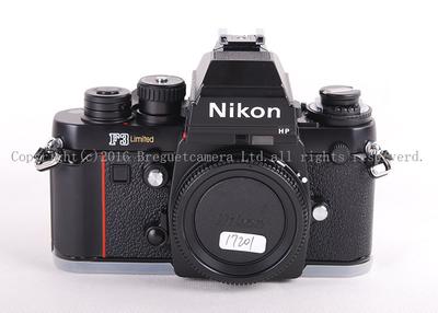 【新同收藏品】Nikon/尼康  F3 HP Limited 黑色机身 #jp17201