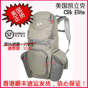 美国凯立克 ClikElite CE707 火箭筒背包 双肩摄影包