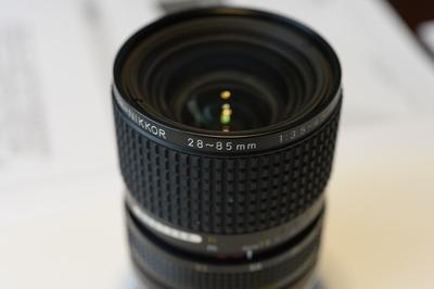 尼康 AI 28-85 3.5-4.5 28-85mm 纯手动