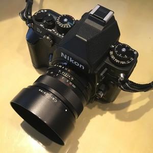 卡尔·蔡司 Planar T* 50mm f/1.4 ZF.2 B+W UV