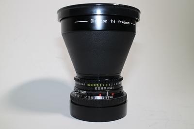 Hasselbald Distagon 40mm f/4 C