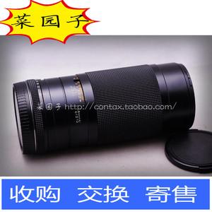 CONTAX 康泰时 210 ZEISS 蔡司 康泰时645用 210/4 长焦镜头