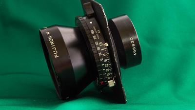 fujinon w 250/6.3大画幅镜头