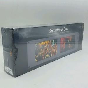 BMD Smartview Duo 双联8英寸高清监视器内置广播级质量示波器