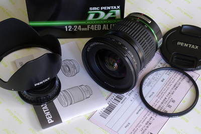 宾得 DA 12-24mm f/4.0 ED AL IF