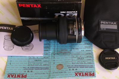 宾得 D FA 50mm f/2.8 Macro