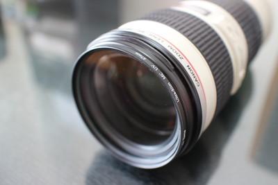 98新 Canon佳能 70-200/f4 L USM 小小白