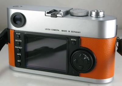 徕卡M8+福伦达35-1.2银色限量版