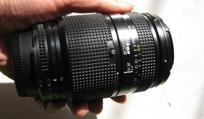 尼康nikon AF 35-70 f2.8恒定大光圈全幅自动镜头2198