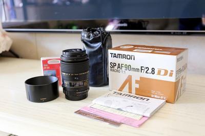 腾龙 SP AF90mm f/2.8 Di MACRO1:1(272E)尼康NII卡口