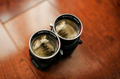其他 玛米亚Mamiya C330 180mm f4.5镜头