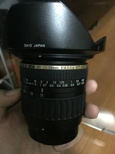 腾龙 SP AF11-18mm f/4.5-5.6 DiII LD Asp[IF](A13)尼康卡口