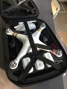 大疆 PHANTOM 3 PROFESSIONAL专业版(三块电池带背包)