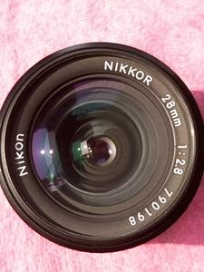 AIS 28mm f2.8