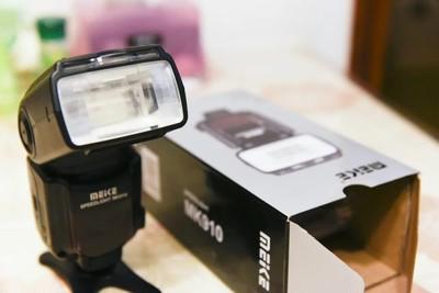 美科 MK910 闪光灯 两个
