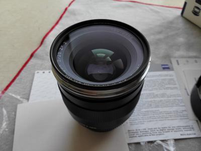 卡尔·蔡司 Distagon T* 25mm f/2 ZE纯手动镜头(只限青岛地区)