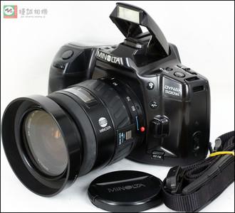 美能达500si 135胶片单反套机带AF28-80/4-5.6镜头