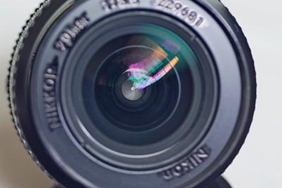 尼康手动经典风光镜 Ais 20mm F3.5 锐利超广角镜头