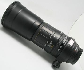 95新【适马】APO 170-500mm f/5-6.3 D  尼康口(1016298)