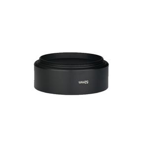 金属遮光罩52mm 宾得PENTAX佳能EF尼康 50mm 标准定焦镜头专用