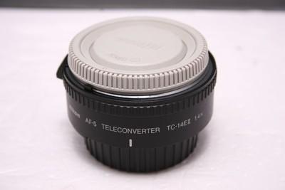 尼康TC-14EII 尼康 TC-14EII 尼康1.4XII 尼康 1.4XII 增距镜