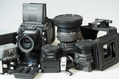Fujifilm GX680Ⅲ套机