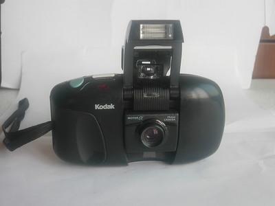 很新柯达EX袖珍相机,收藏使用