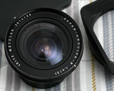 徕卡 Leitz Wetzlar Super-Angulon-R 21 mm f/ 4 风景利器