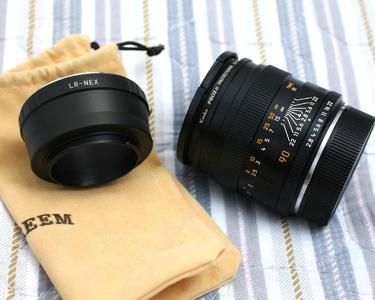 Leica Elmarit-R 90 mm f/ 2.8 德产方子版 编号355开头