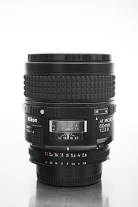 尼康 nikon 微距 定焦 60mm f2.8d