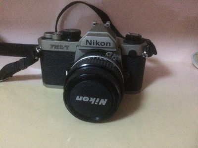 Nikon FM2T  加50 1.4镜头