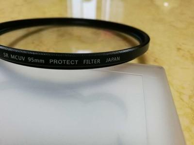 腾龙95mm 多层mc 原装UV镜