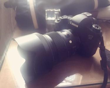 适马 50mm f/1.4 ART 镜头 佳能口