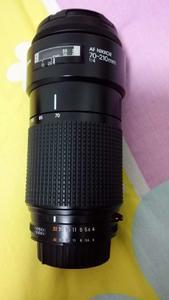 尼康小小黑70-210/F4