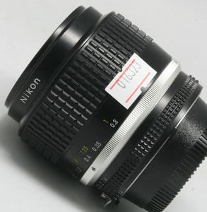 95新 尼康 AIS 35/1.4