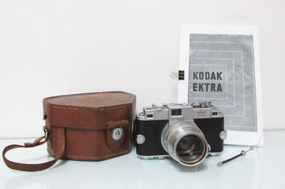 稀少的柯达koda ektra相机