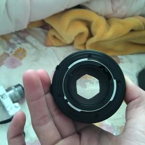 美能达md 50 1.4 送uv镜 nex转接环