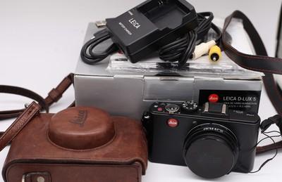 帮朋友出售徕卡D-LUX5