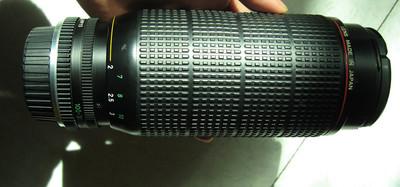 nikon尼康口佳能canon FD100-300 5.6L单反长焦红圈萤石手动镜头
