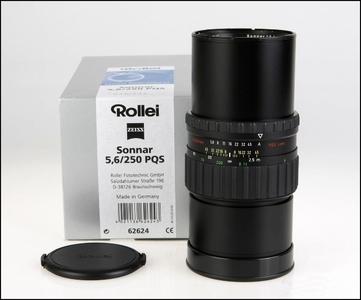 禄莱 Rollei 250/5.6 PQS 6000系列 镜头 新品带包装