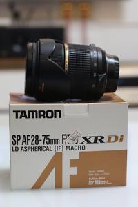 腾龙 SP AF28-75mm f/2.8 尼康NII卡口