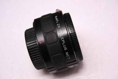 肯高 MC7 2X 增距镜 尼康口 肯高2X增距镜 肯高 2倍 增距镜