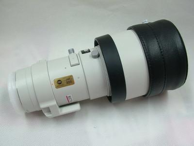 98新美能达AF-APO 300/4G 白色长焦镜头