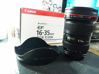 佳能 EF 16-35mm f/2.8L II USM - UY 编号