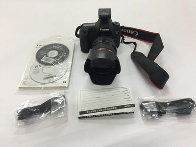 国行佳能 6D相机和原厂佳能镜头24-105