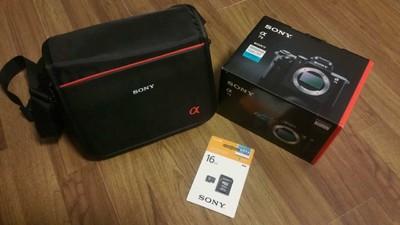 SONY A7II a7m2 a7二代 微单机身 全新未拆韩版 送原装包+SD卡