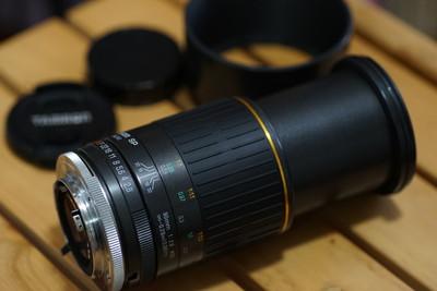 腾龙90微 tamron  sp macro 90/2.8 经典微距镜头 1:1
